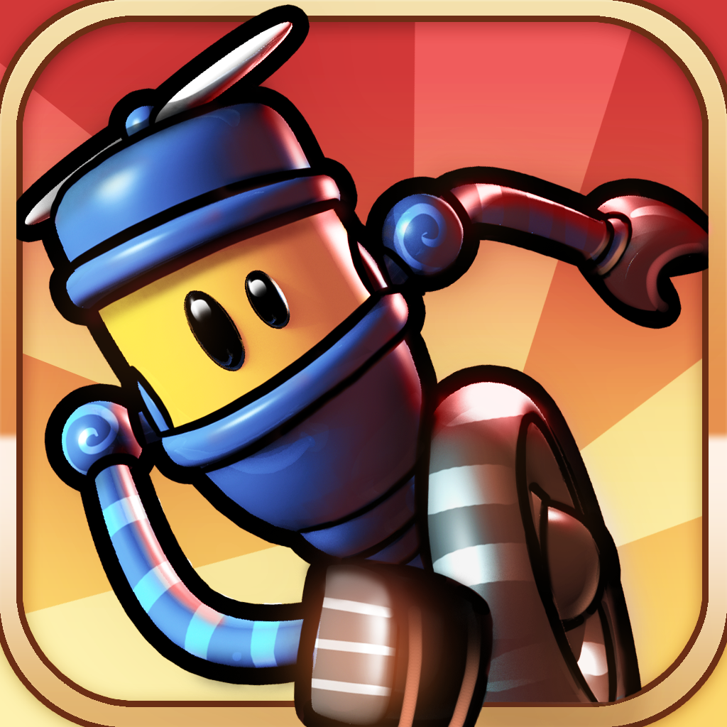 Tin Man Can iOS